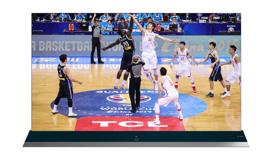TCL 8K QLED TV – FIBA Basketball World Cup 2019 Edition
