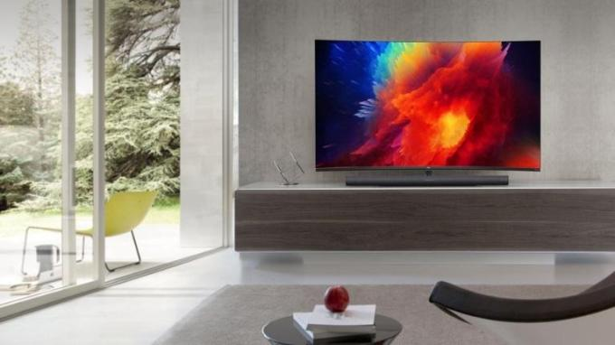 TCL UHD Smart TV Cityline Series C7