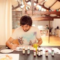 Entrevista con Conrad Roset, director creativo en GRIS