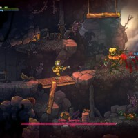 Zombotron: zombies, robots y cuevas misteriosas