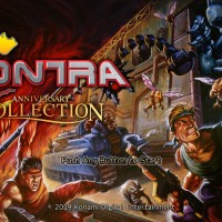 Contra Anniversary Collection: un clásico pero en diferentes versiones