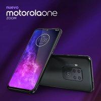 Presentaron el Motorola one zoom: Perfecto desde cualquier perspectiva