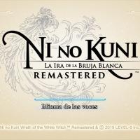 Ni No Kuni: Wrath of the White Witch remastered. Lo Bueno, si repetido, dos veces bueno.