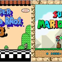 La cuestión con el Super Mario 3 (y el Super Mario World)
