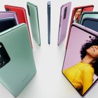 Samsung Galaxy S20 FE llega a Argentina con una super oferta especial