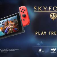 Skyforge llega a Nintendo Switch con un nuevo trailer